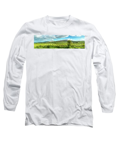 Ireland  - Burren Panorama Long Sleeve T-Shirt