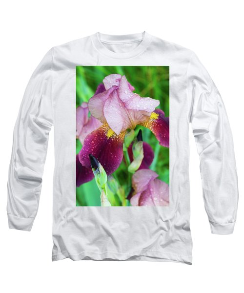Iriis After Rain Long Sleeve T-Shirt