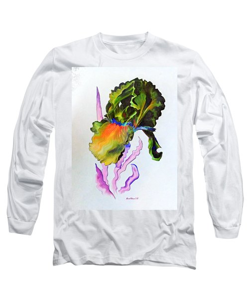 Iris Of A Different Color Long Sleeve T-Shirt