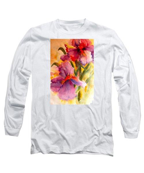 Iris Twins Long Sleeve T-Shirt