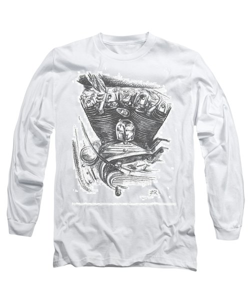 Ironhead Long Sleeve T-Shirt