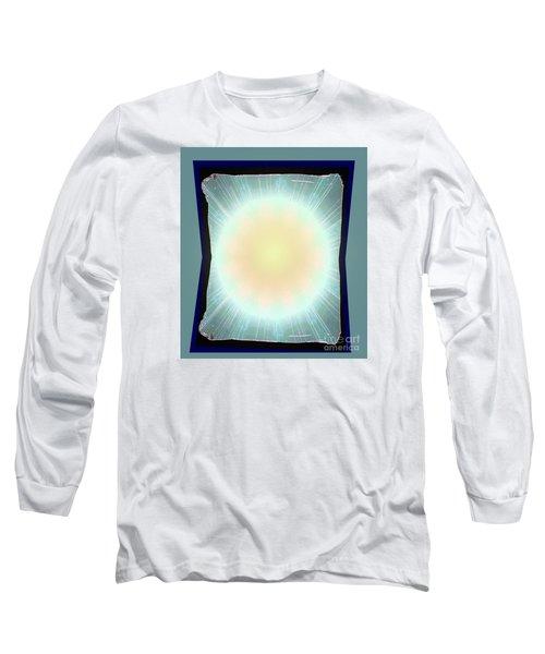 Irregular Sun Long Sleeve T-Shirt