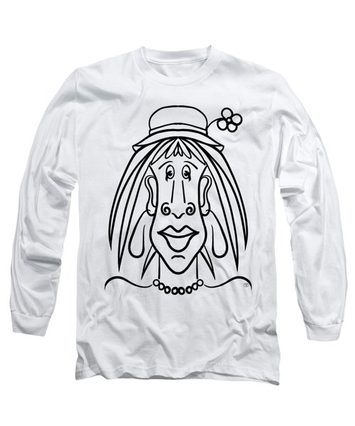 Isabelle Long Sleeve T-Shirt