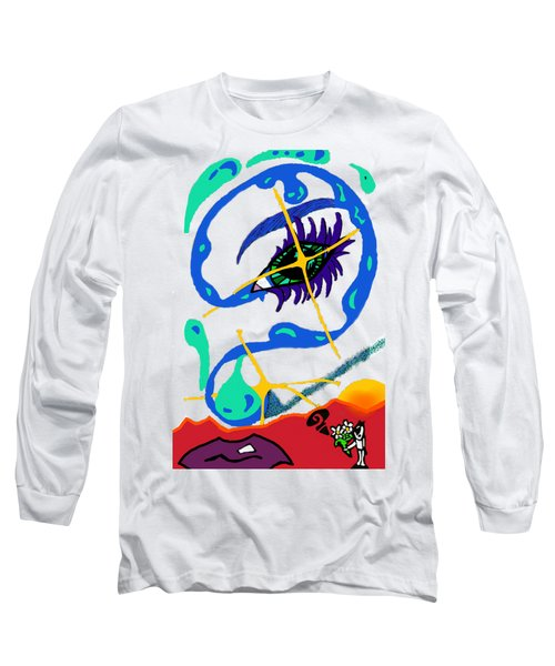 iseeU Long Sleeve T-Shirt