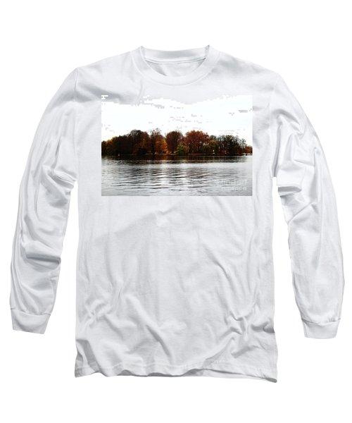 Island Of Trees Long Sleeve T-Shirt