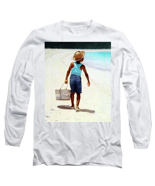 Island Paradise Long Sleeve T-Shirt