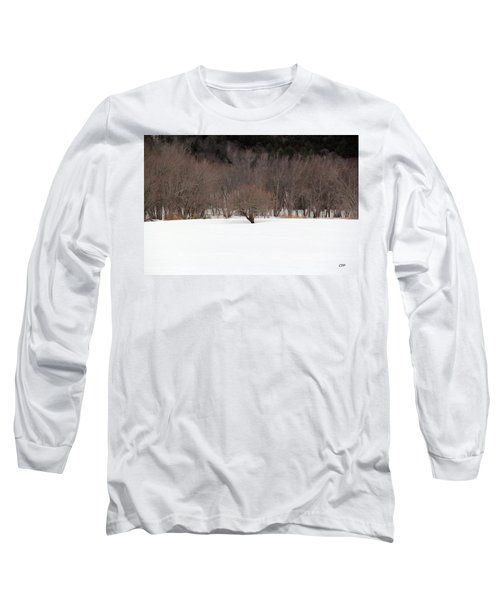 Isolated Long Sleeve T-Shirt