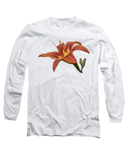 Isolated Lily 2018 Long Sleeve T-Shirt