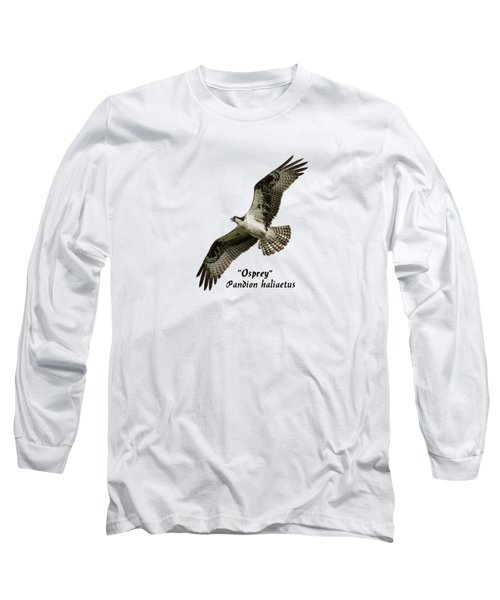 Isolated Osprey 2017-1 Long Sleeve T-Shirt
