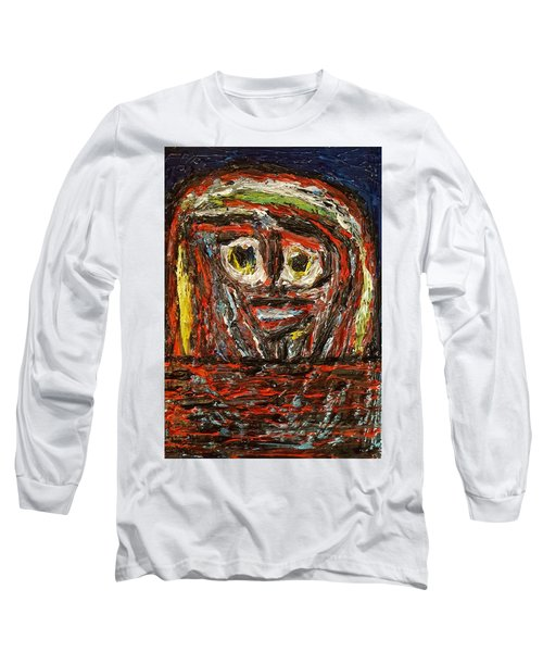 Isolation   Long Sleeve T-Shirt by Darrell Black