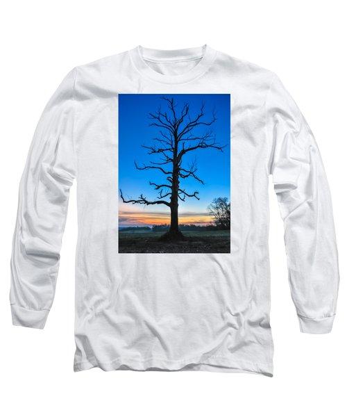 It Endures Long Sleeve T-Shirt by Wayne King