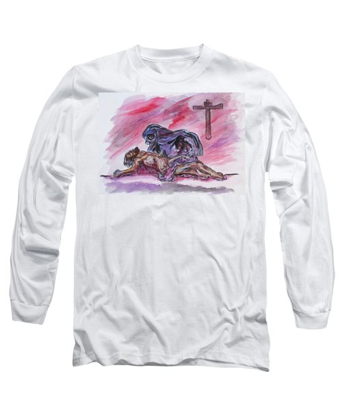 It Is Done Long Sleeve T-Shirt
