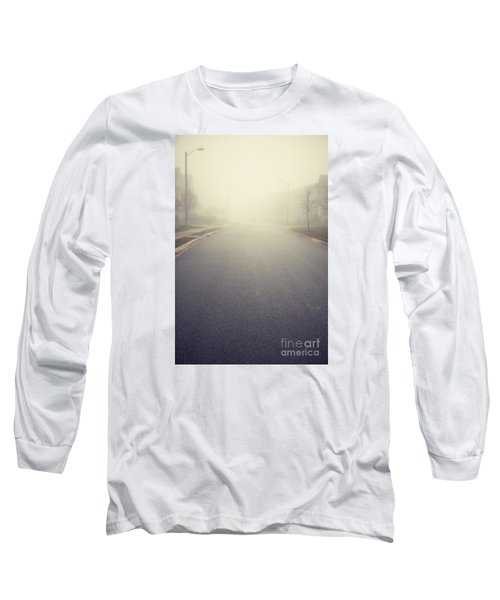 It Is Unclear What Lies Ahead Long Sleeve T-Shirt