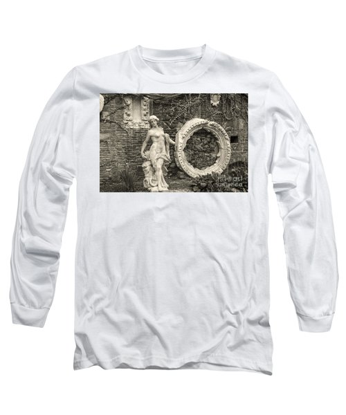 Italian Garden Long Sleeve T-Shirt