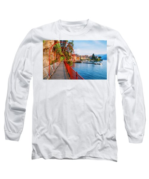 Italian Walk Of Love  Long Sleeve T-Shirt