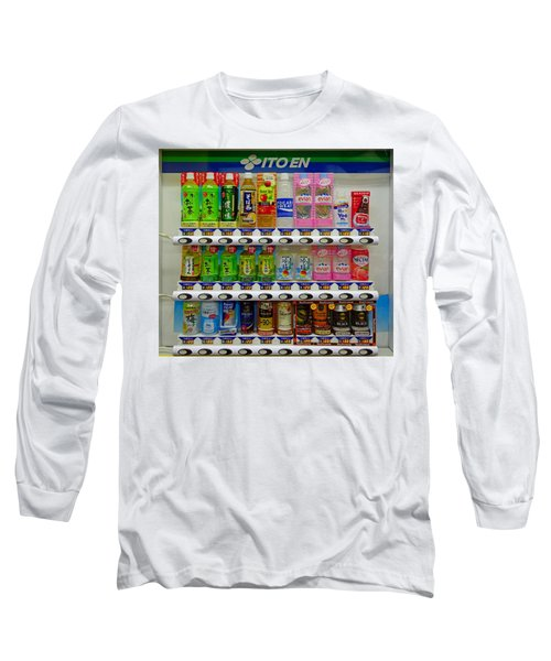 Ito En Vending Long Sleeve T-Shirt