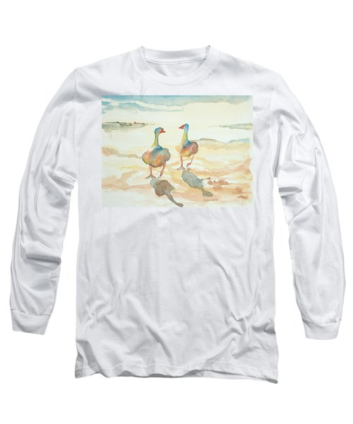 It's A Ducky Day Long Sleeve T-Shirt