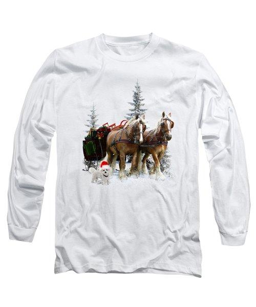 A Christmas Wish Long Sleeve T-Shirt