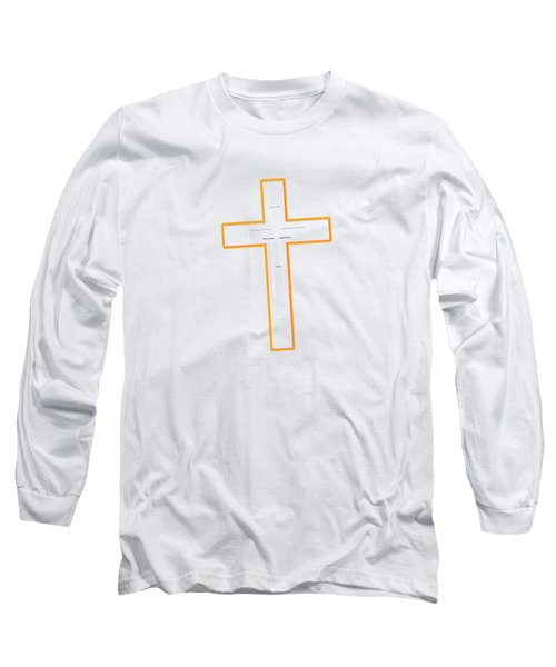 It's Never Too Late Jesus Loves You Long Sleeve T-Shirt