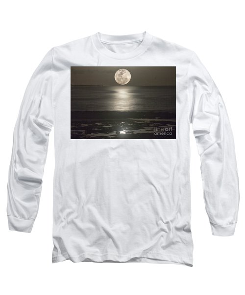 Its Not Just Sunsets Long Sleeve T-Shirt by Bob Hislop