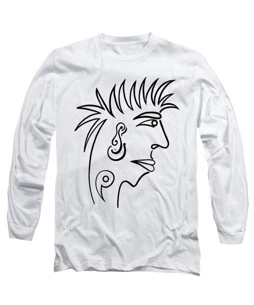 Ivan Long Sleeve T-Shirt