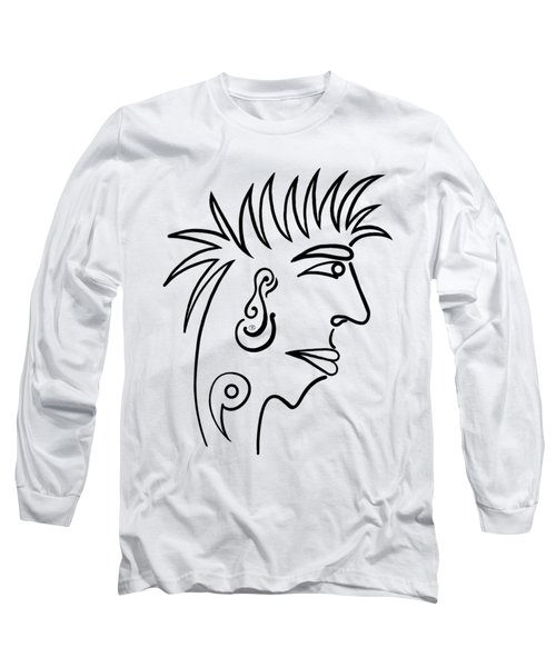Ivan Long Sleeve T-Shirt