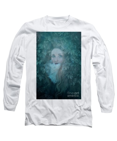 IVY Long Sleeve T-Shirt by Agnieszka Mlicka