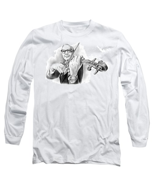 Jack Benny Long Sleeve T-Shirt