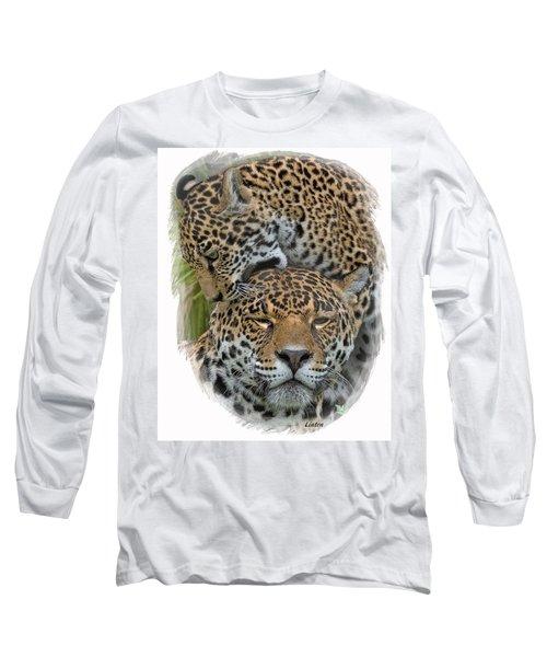 Jaguar Affection Long Sleeve T-Shirt