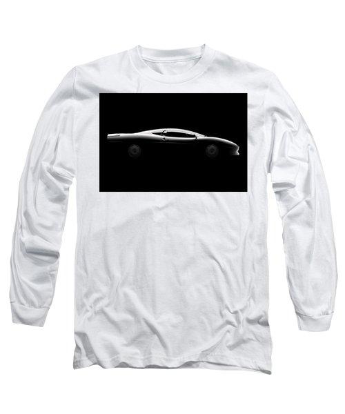Jaguar Xj220 - Side View Long Sleeve T-Shirt