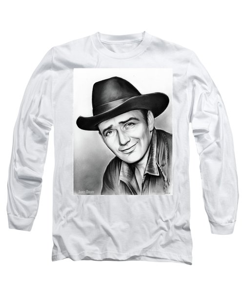 James Drury Long Sleeve T-Shirt
