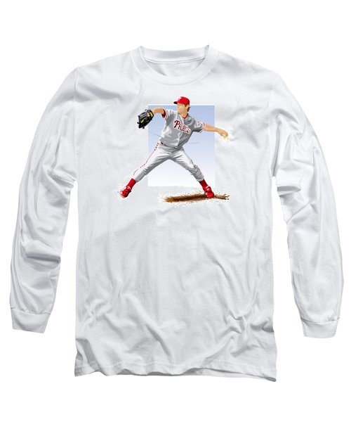 Jamie Moyer Long Sleeve T-Shirt