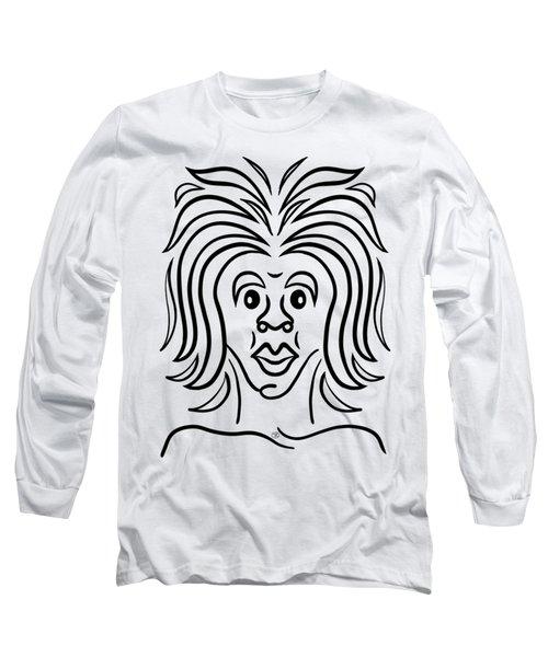 Jamilah Long Sleeve T-Shirt