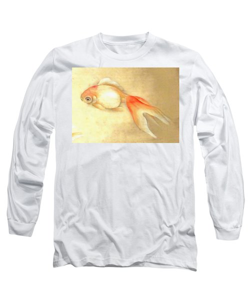 Japanese Goldfish Long Sleeve T-Shirt