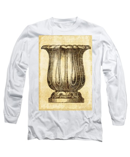 Jardiniere 02 Long Sleeve T-Shirt