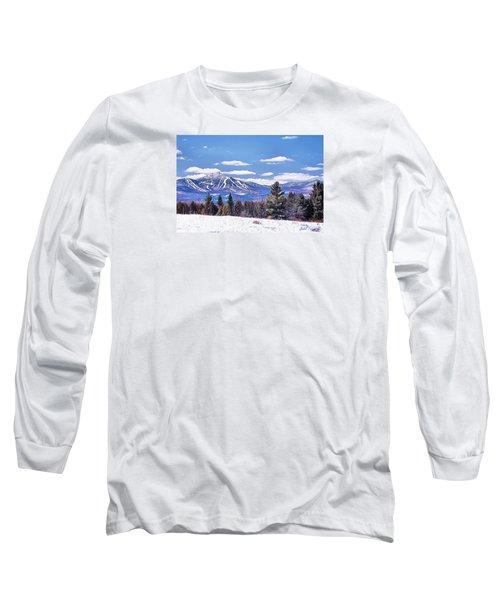 Jay Peak Long Sleeve T-Shirt by John Selmer Sr