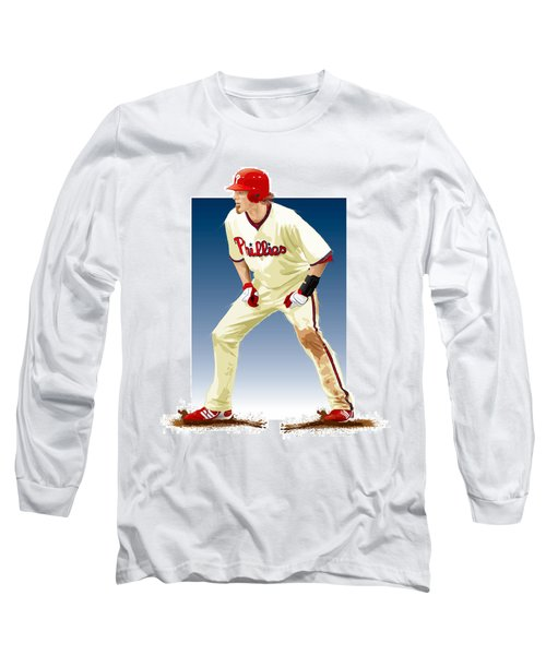 Jayson Werth Long Sleeve T-Shirt