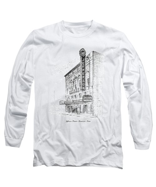 Jefferson Theatre Long Sleeve T-Shirt
