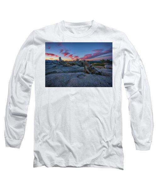 Long Sleeve T-Shirt featuring the photograph Jeffrey Pine Dawn by Rick Berk