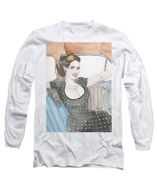 Jennifer Curlee Long Sleeve T-Shirt