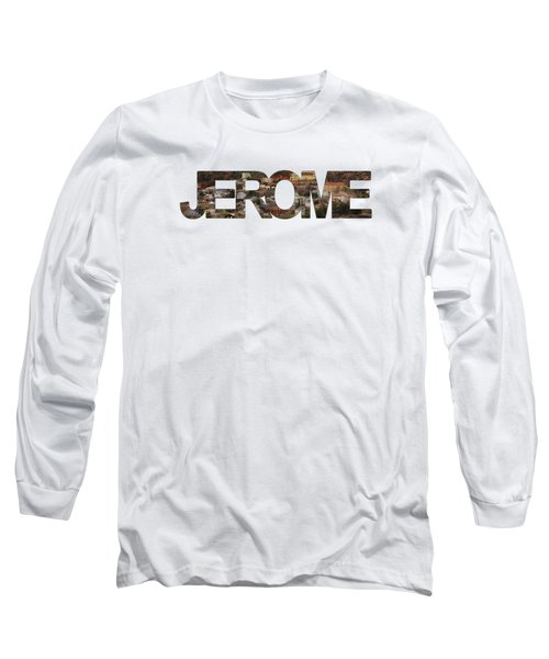 Jerome Long Sleeve T-Shirt by Priscilla Burgers