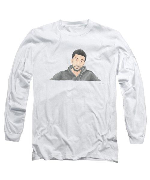 Jesse Wellens Long Sleeve T-Shirt