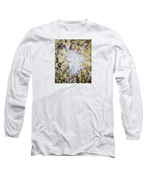 Jesus In Disguise Long Sleeve T-Shirt by Kume Bryant