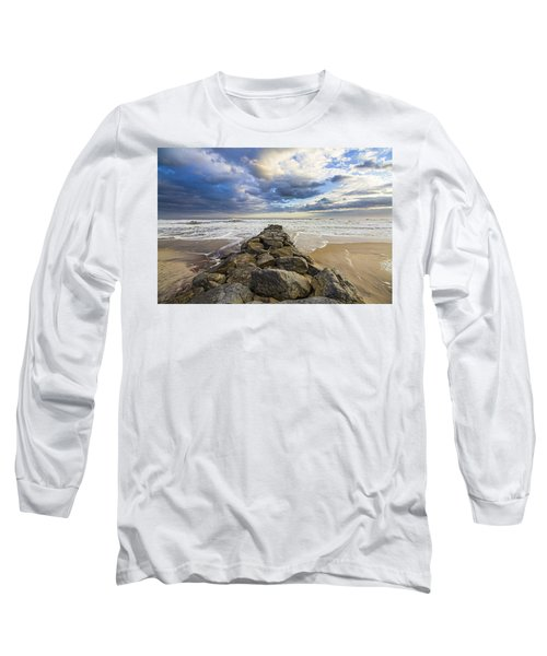 Jetty Four Cloudscape Long Sleeve T-Shirt