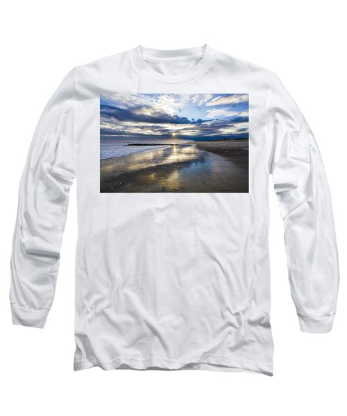 Jetty Four Sunset Long Sleeve T-Shirt