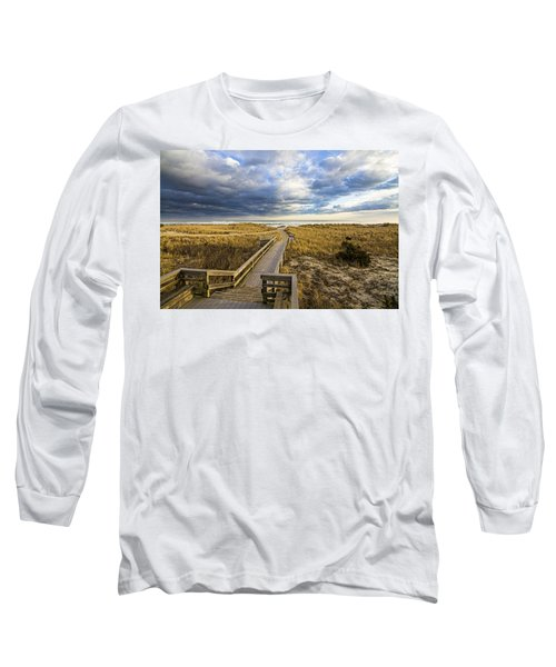 Jetty Four Walkway Long Sleeve T-Shirt