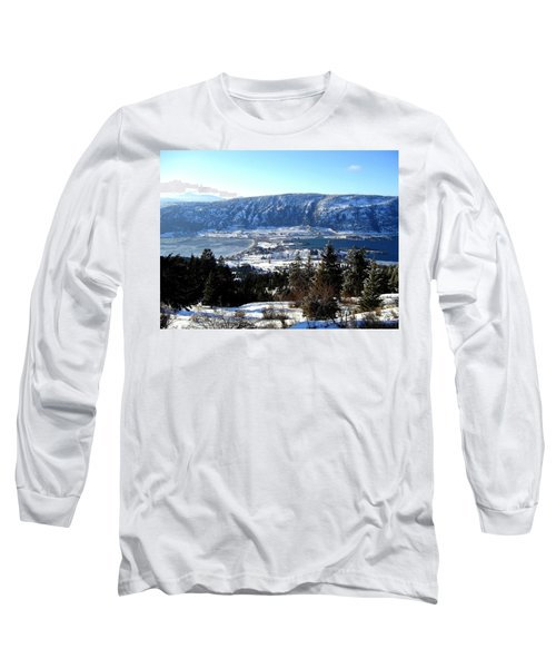 Jewel Of The Okanagan Long Sleeve T-Shirt
