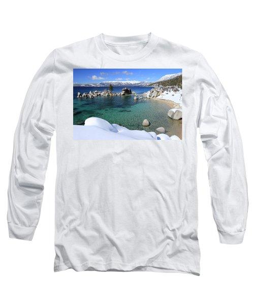 Jewels Of Winter Long Sleeve T-Shirt