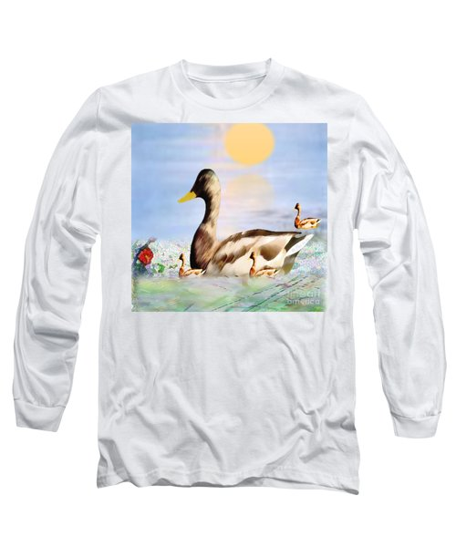 Jhot Summer Day Long Sleeve T-Shirt