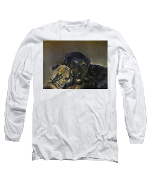 Jim And Ozzy Long Sleeve T-Shirt